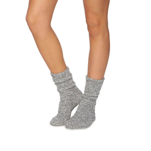 Barefoot Dreams Cozychic Women's Heathered Socks