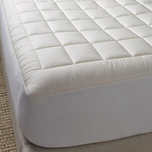 Scandia Bio-Wool Mattress Pad (Wool-Filled)