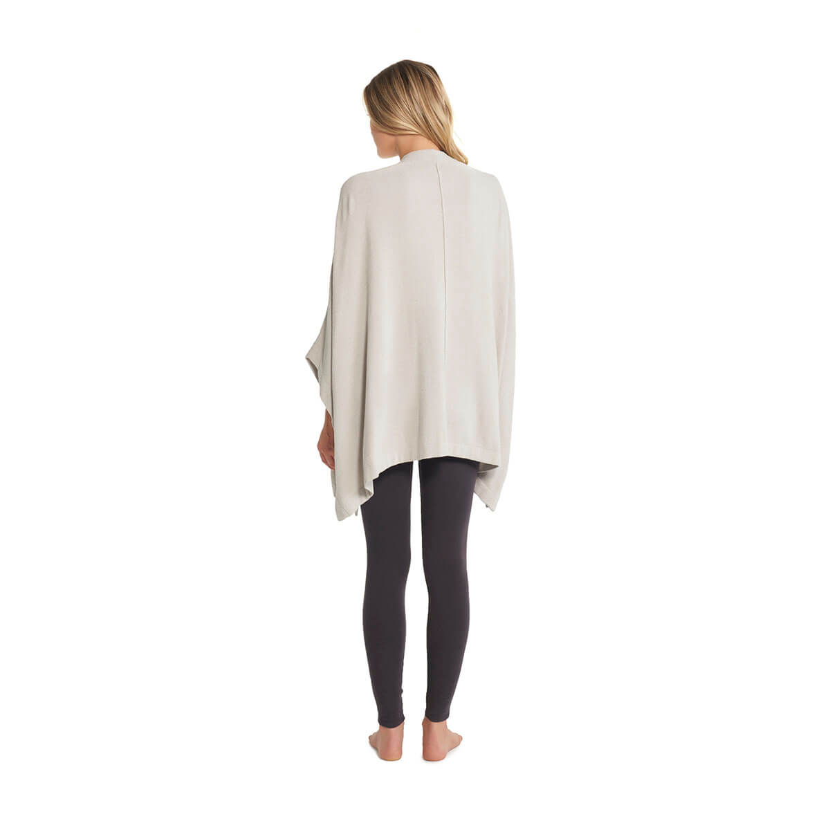 Barefoot Dreams the Cozy Chic Ultra Lite® Kimono Wrap Fog Gray