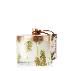 Frasier Fir Pine Needle 3-Wick Candle, 11.5 oz