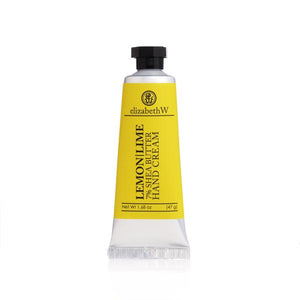 lemon lime mini hand cream