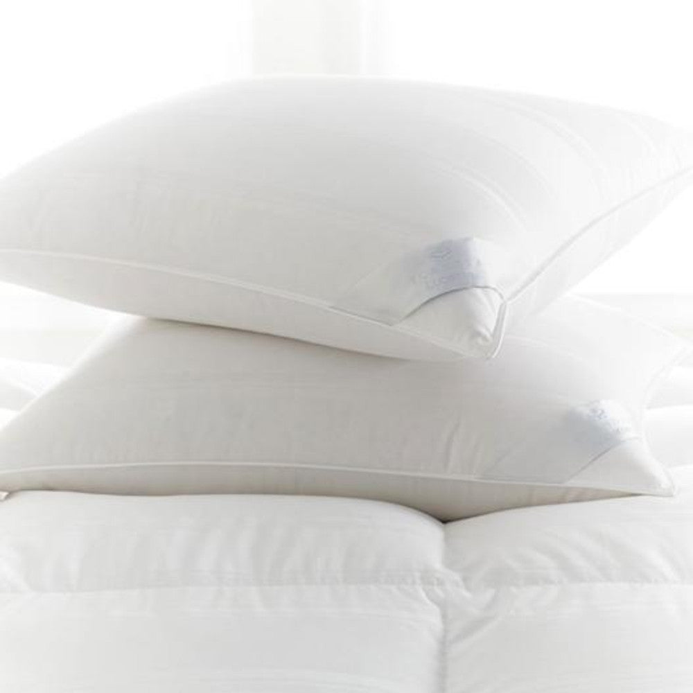 Scandia Lucerne Hungarian White Goose Down Pillow