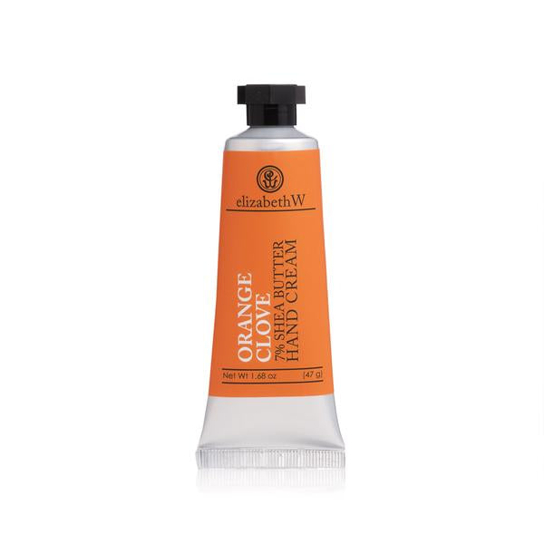orange clove mini hand cream