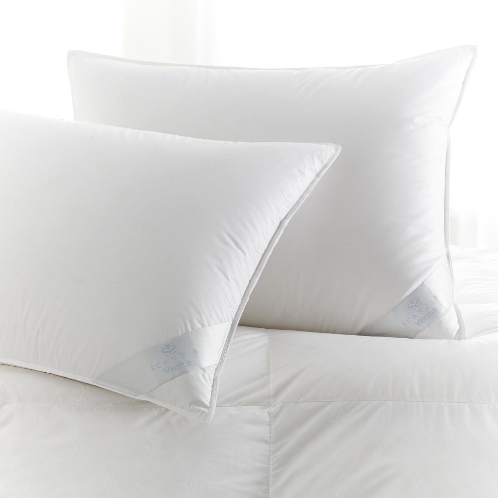 Scandia Vienna Polish White Goose Down Pillow