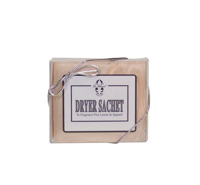 Le Blanc White Flowers Dryer Sachet Single