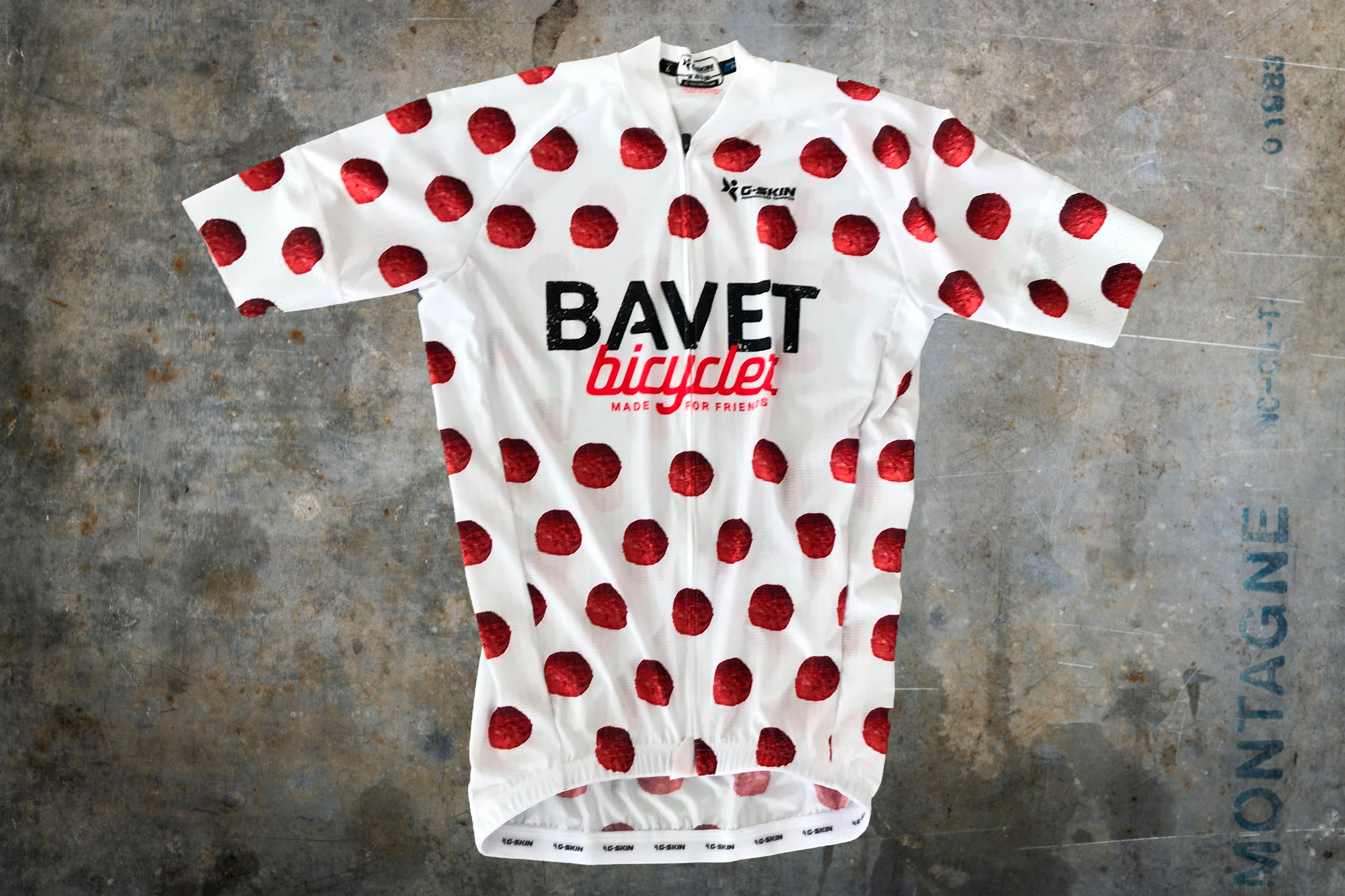 Bicyclet Jersey // Meatballs