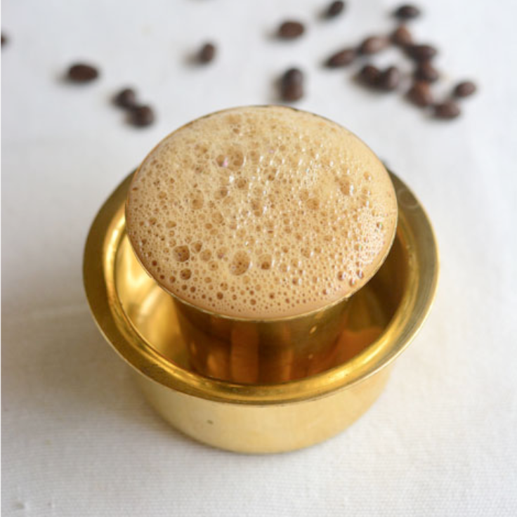South Indian Style Coffee