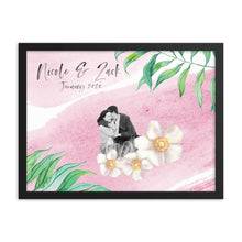 Load image into Gallery viewer, Couple's Hawaiian Tiki ~pink~