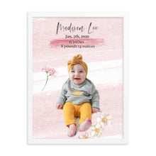 Load image into Gallery viewer, Mother's Day Baby snuggles ~light pink~