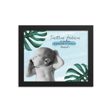 Load image into Gallery viewer, Mother's Day Baby Lullaby  ~light blue~