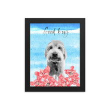 Load image into Gallery viewer, Pet's Collage ~blue~
