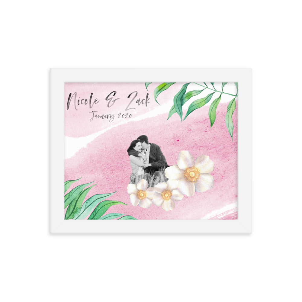 Couple's Hawaiian Tiki ~pink~