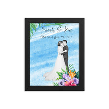 Load image into Gallery viewer, Wedding Lilikoi ~blue~