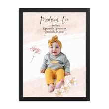 Load image into Gallery viewer, Mother's Day Baby snuggles ~light peach~