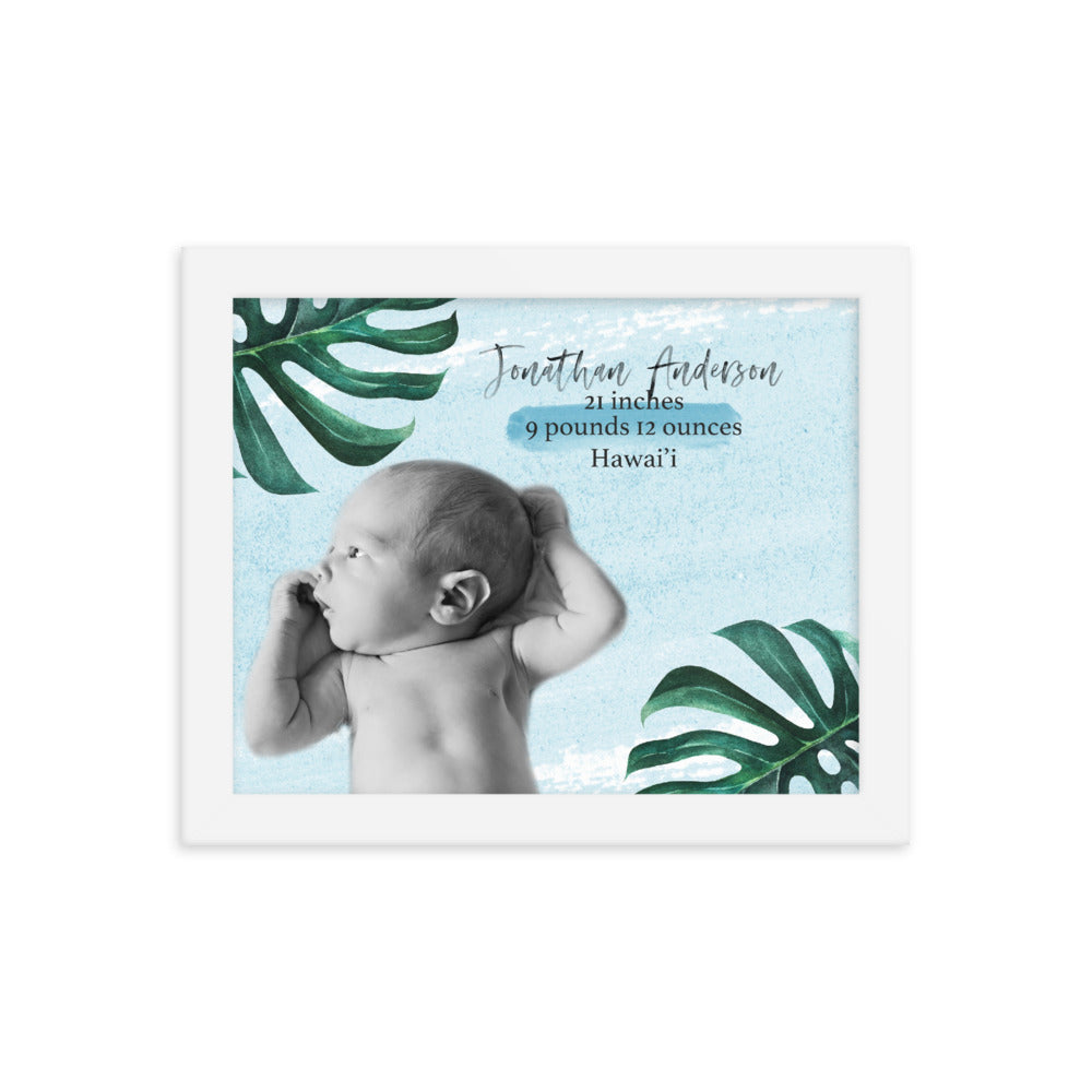Mother's Day Baby Lullaby  ~light blue~