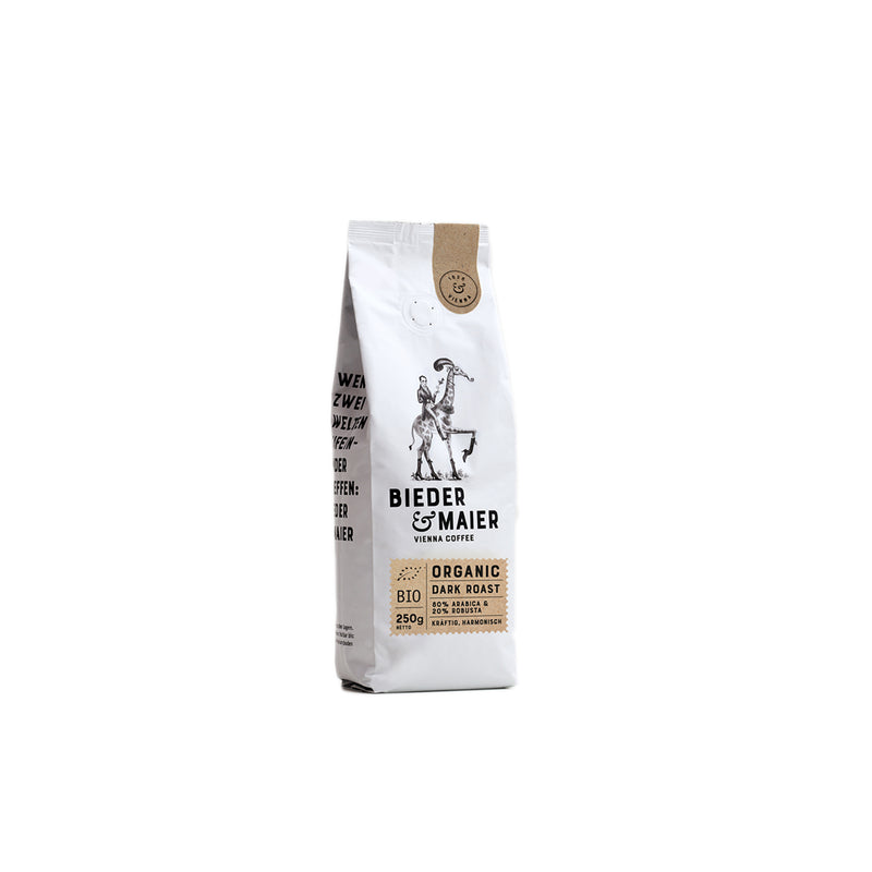 ORGANIC DARK ROAST - MATHY GmbH