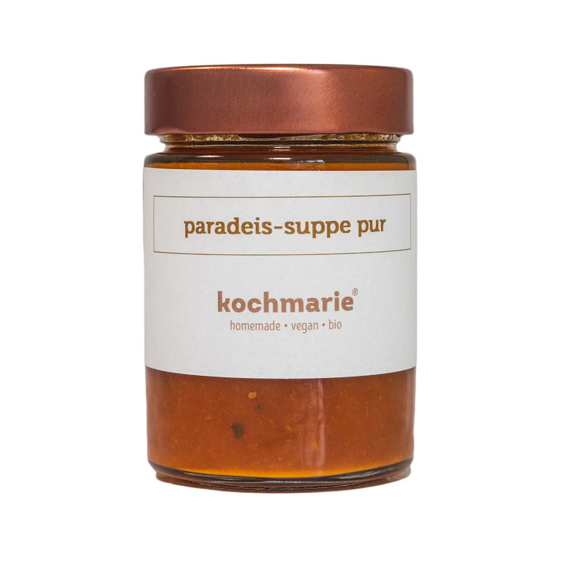Paradeissuppe - MATHY GmbH