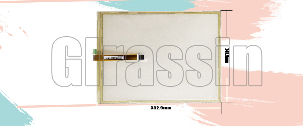 15.4 INCH Touch Screen for KRONES by B&R 5AP920.1505-K21 Replacement