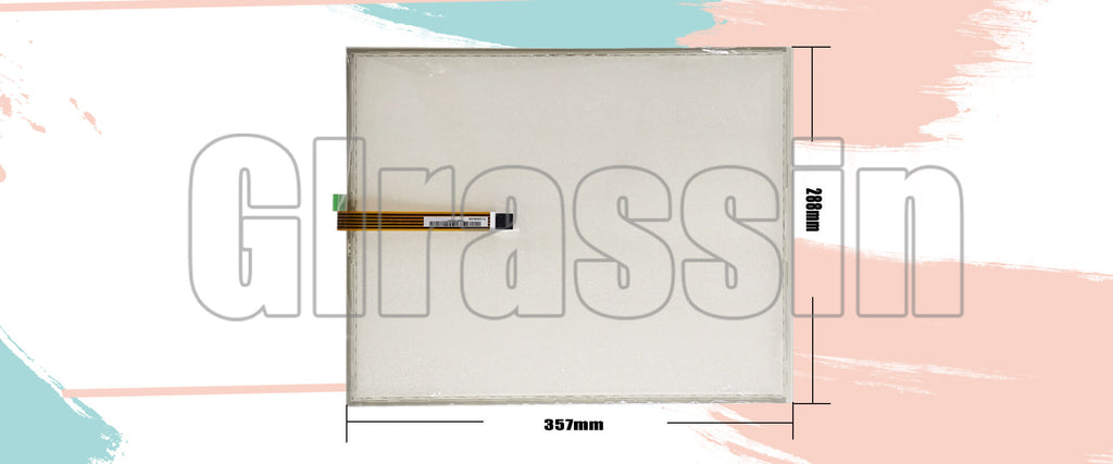 17 INCH Original Touch Screen for AMT2538 91-2538-000