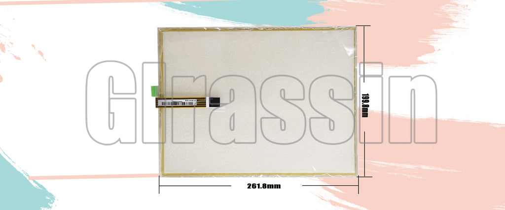 12.1 INCH Original Touch Screen for AMT28161 91-28161-00B
