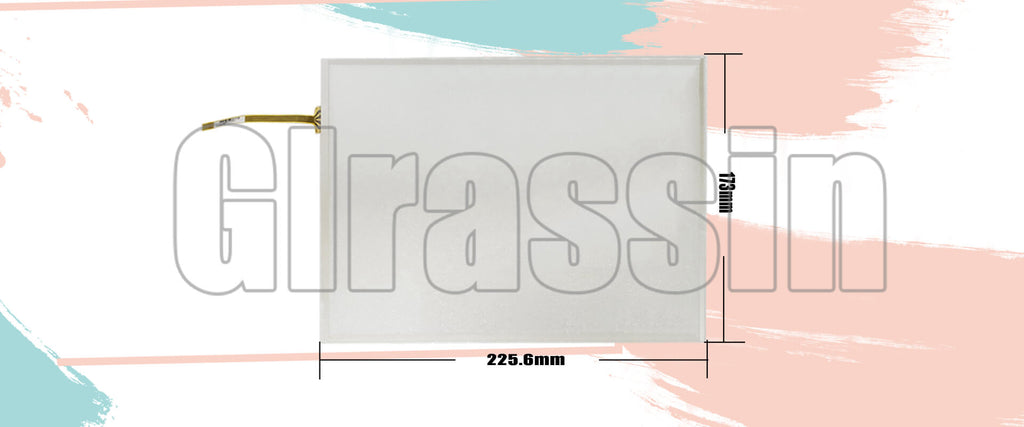 Original Touch Screen 10.4 INCH for AMT9509 91-09509-00C