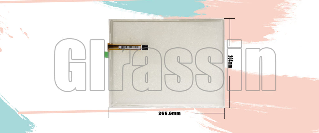12.1 INCH Original Touch Screen for AMT9542 91-9542-00A