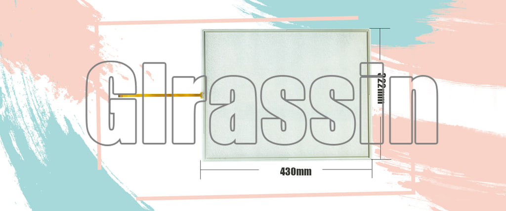 21 INCH Original Touch Screen for DMC AST-213A140A