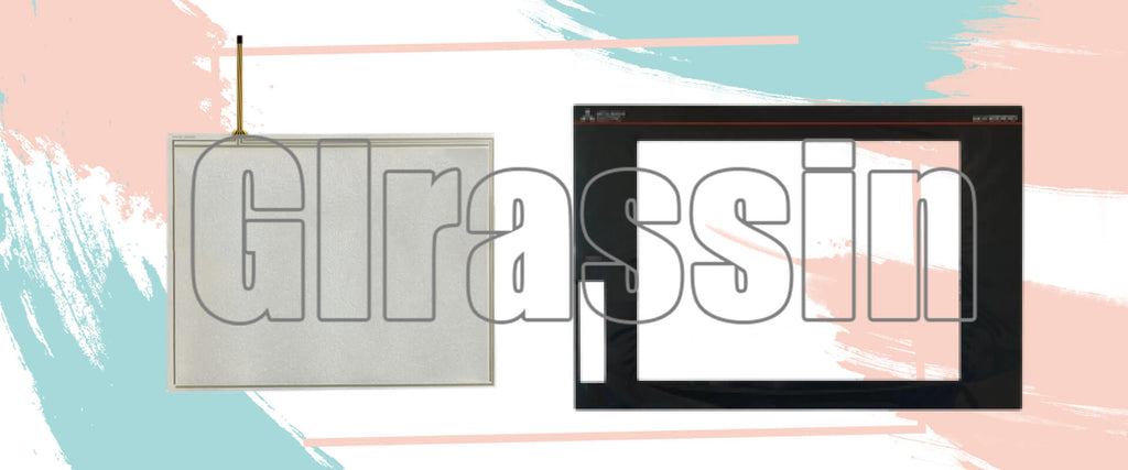 GT2512-STBA/D Touch Screen for Mitsubishi HMI Replacement