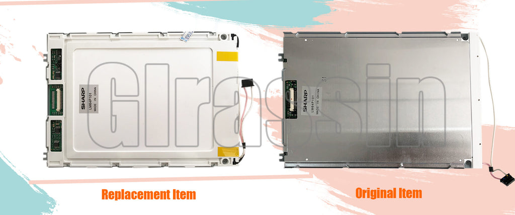 7.4 INCH LCD Display Module for Sharp LM64P101 Repair Replacement