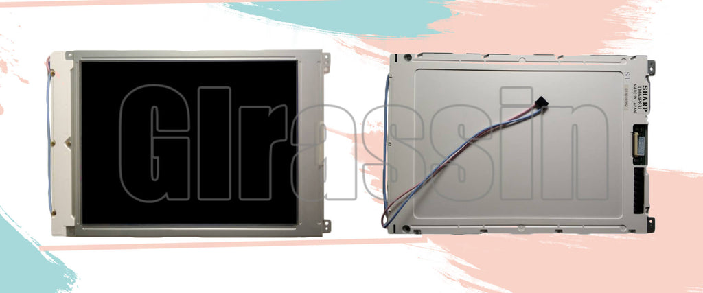 9.4 INCH Original Sharp LM64P83L LCD Display Panel Replacement