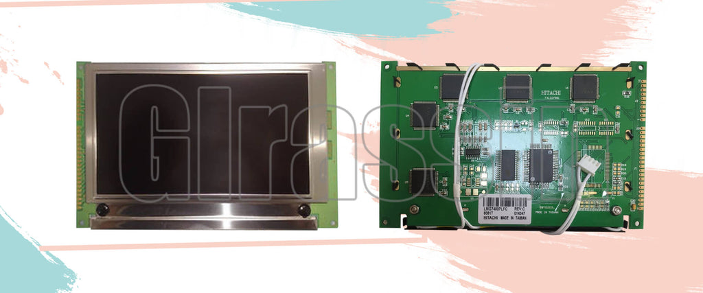 LCD Display Module for Hitachi LMG7400PLFC Replacement