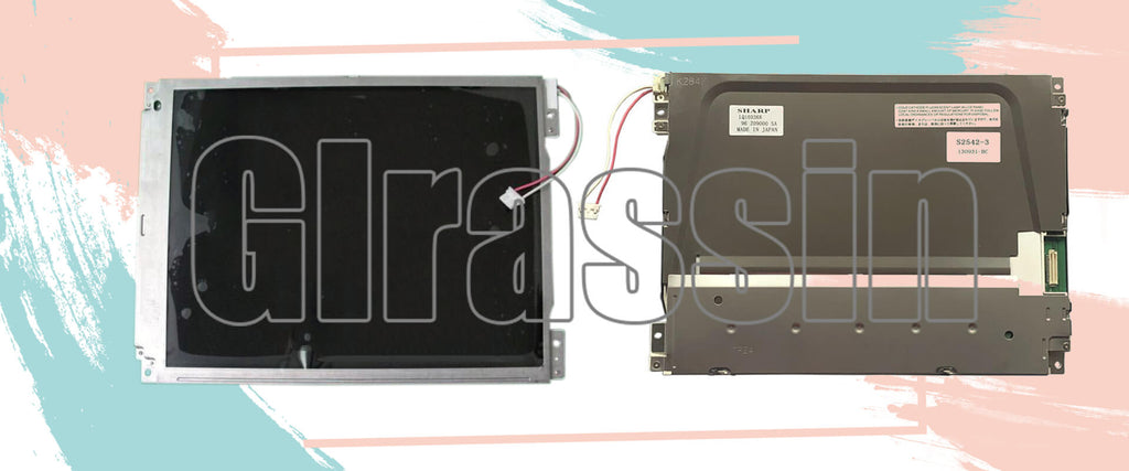 10.4 INCH LCD Display Panel for Sharp LQ10D368 Replacement