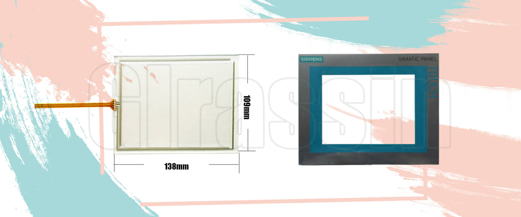 Touch Screen 6 INCH for Siemens SIMATIC MP177 Repair