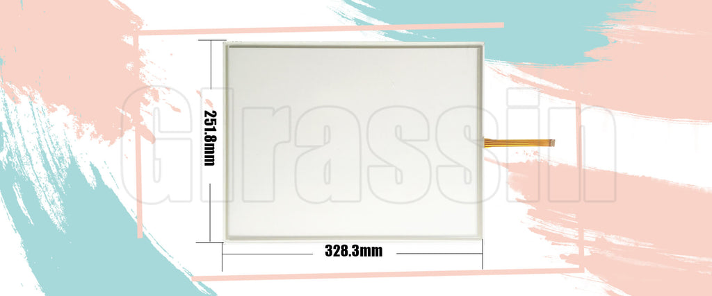 Touch Screen for Proface HMI PS3711A-T41-24V Repair