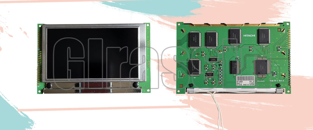 5.1 INCH SP14N002 LCD Monitor for Hitachi Display Replacement