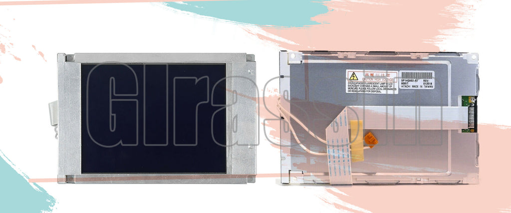 LCD Display Module for Hitachi SP14Q002-A1 Replacement
