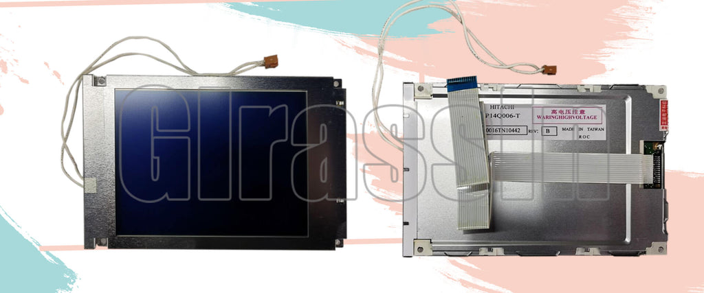 LCD Display Monitor for Hitachi SP14Q006-T Replacement
