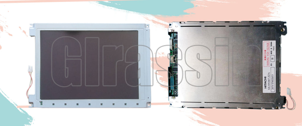 SX19V007-ZZA LCD Panel for Hitachi Display Replacement