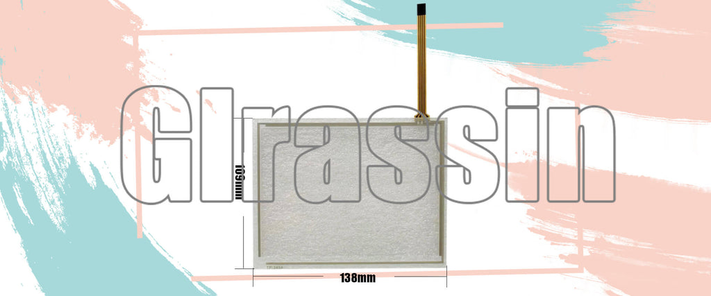 5.7 INCH Touch for DMC TP-3454S1 Replacement