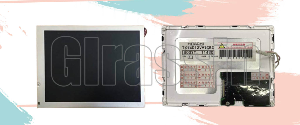 5.7 INCH LCD Display Panel for Hitachi TX14D12VM1CBC Replacement