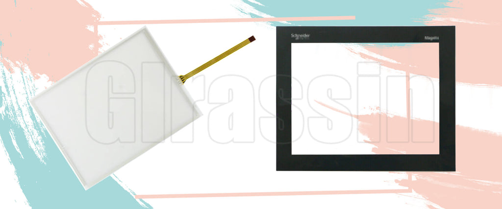 Touch Screen 10.4 INCH for Schneider HMI Magelis XBTOT5320