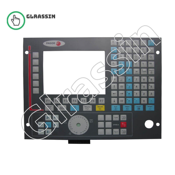 Fagor CNC 8035 Membrane Keyboard Repair Replacement
