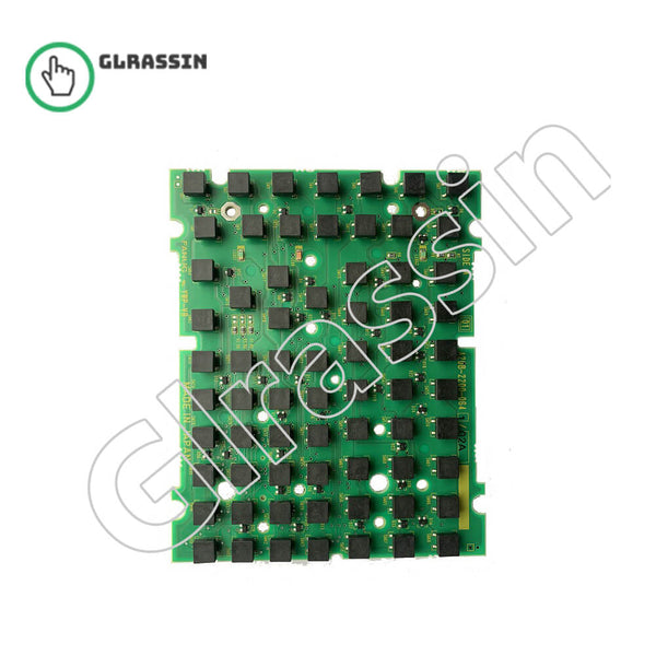 FANUC A20B-2200-0641 PCB Keyboard Replacement - Glrassin