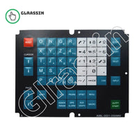 Fanuc A98L-0001-0568#M Membrane Keypad Repair Replacement