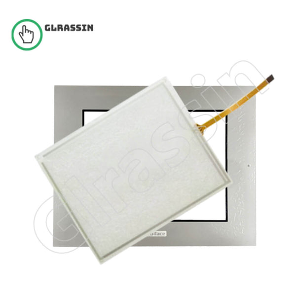 Touch Screen 10.4 INCH for Pro-face HMI AGP3500 Replacement - Glrassin