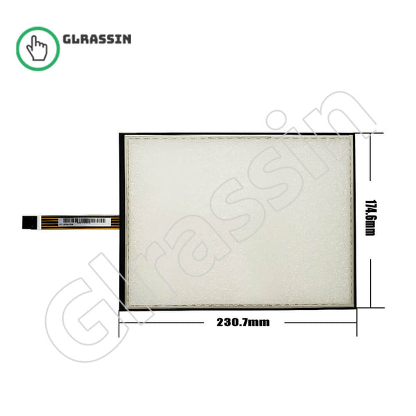 10.4 INCH Original Touch Screen for AMT16064 91-16064-00A - Glrassin