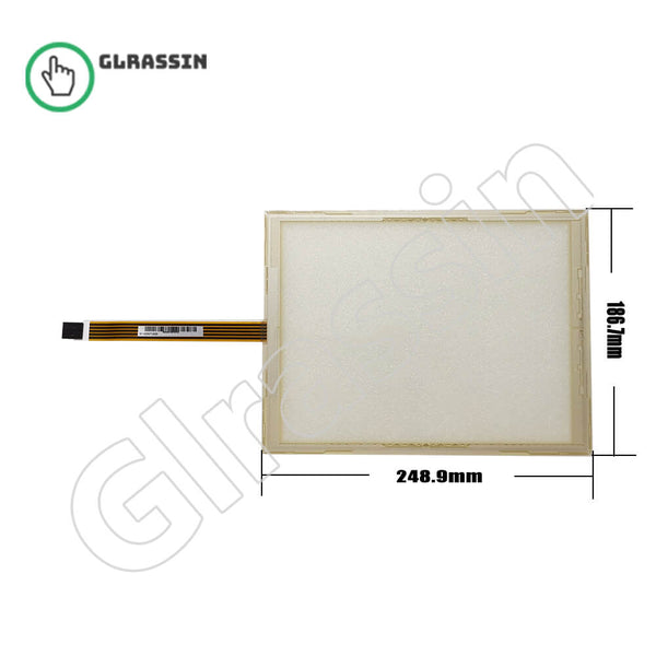 10.4 INCH Original Touch Screen for AMT2507 91-2507-00D - Glrassin