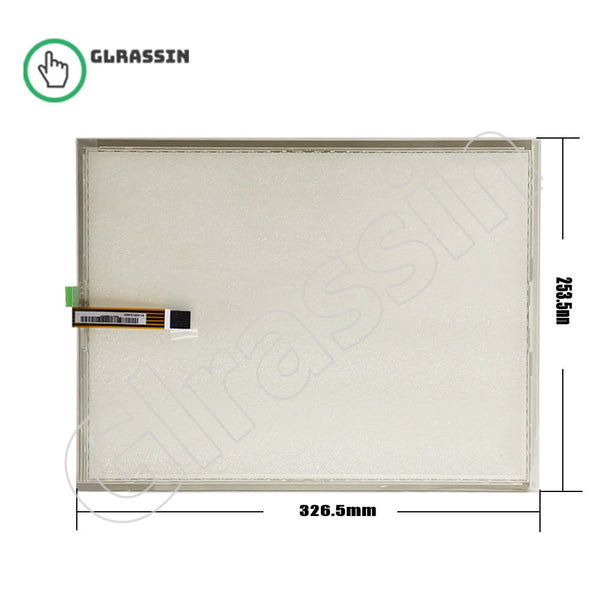 Original Touch Screen 15 INCH for AMT2513 Replacement - Glrassin