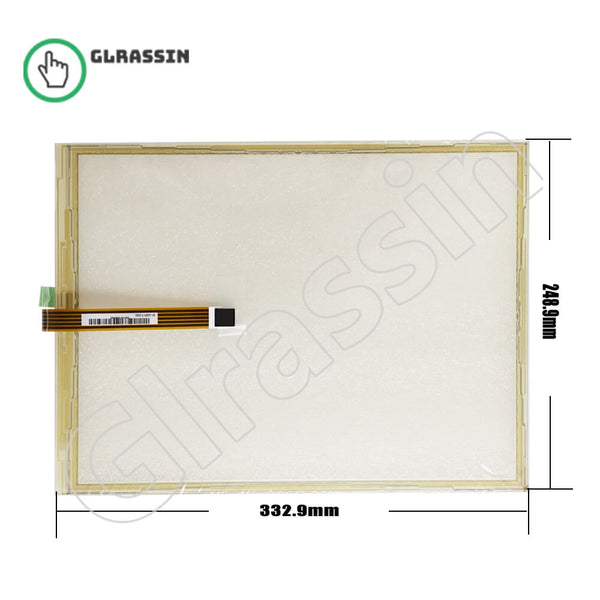 Original Touch Screen 15 INCH for AMT2517 91-2517-000 - Glrassin