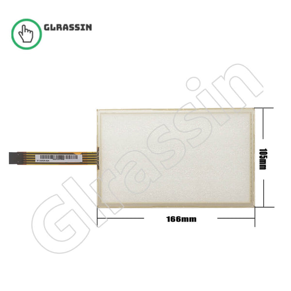 7 INCH Original Touch Screen for AMT2525 91-02525-00A - Glrassin